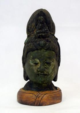 Head of Guanyin