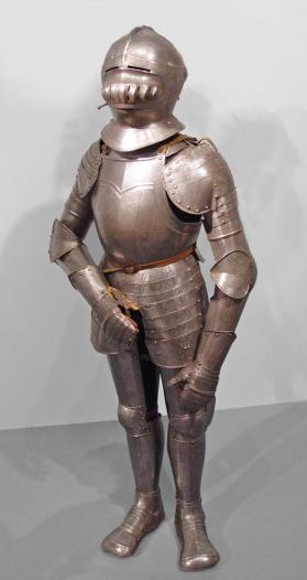 Armor for a Youth