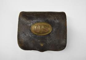 Civil War Cartridge Pouch