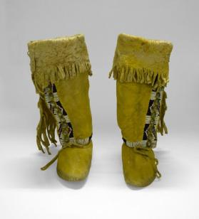 Child's Moccasin Boots