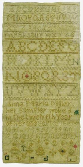 Cloth Sampler