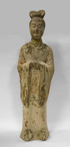 "Funerary Figure (""Ming-ch'i"")"
